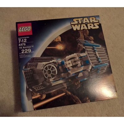 4479 Tie Bomber - Complete Set with Box