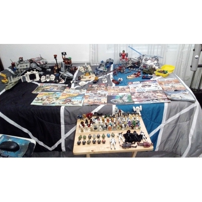 Lego Collection, Lego Star Wars mostly.