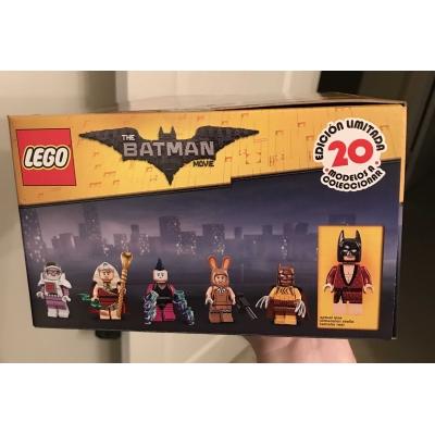 Sealed case of Lego Batman Movie CMF's