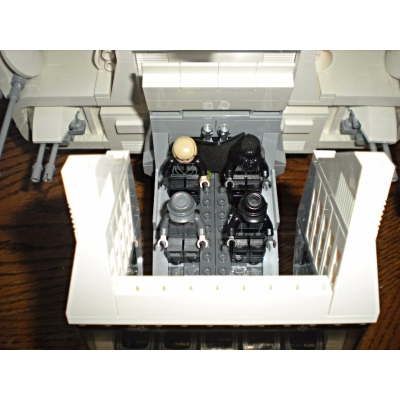 Lego Star Wars UCS Imperial Shuttle 10212