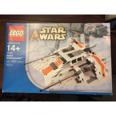 10129 UCS Snowspeeder from 2003