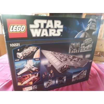 Lego 10221, Super Star Destroyer