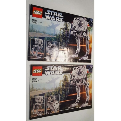 UCS 10174 AT-ST Sealed Bags No Box