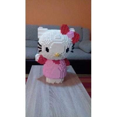 LEGO Hello Kitty statue