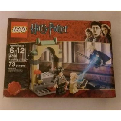 Harry Potter 4736 Freeing Dobby MISB, Sealed