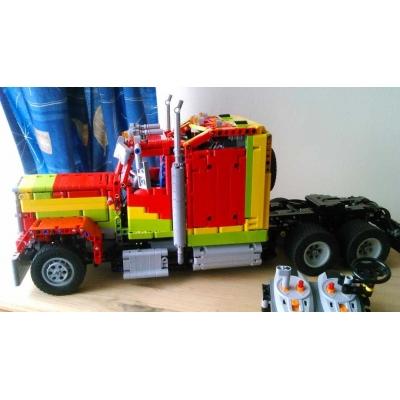 LEGO MOC-1762 KENWORTH W900