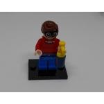 LEGO: The Batman Movie- Dick Grayson Minifigure (71017)