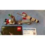 LEGO: Mobile Rocket Launcher 897