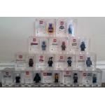Set of 14 ultra rare Acrylic Developer Brick's - New condition