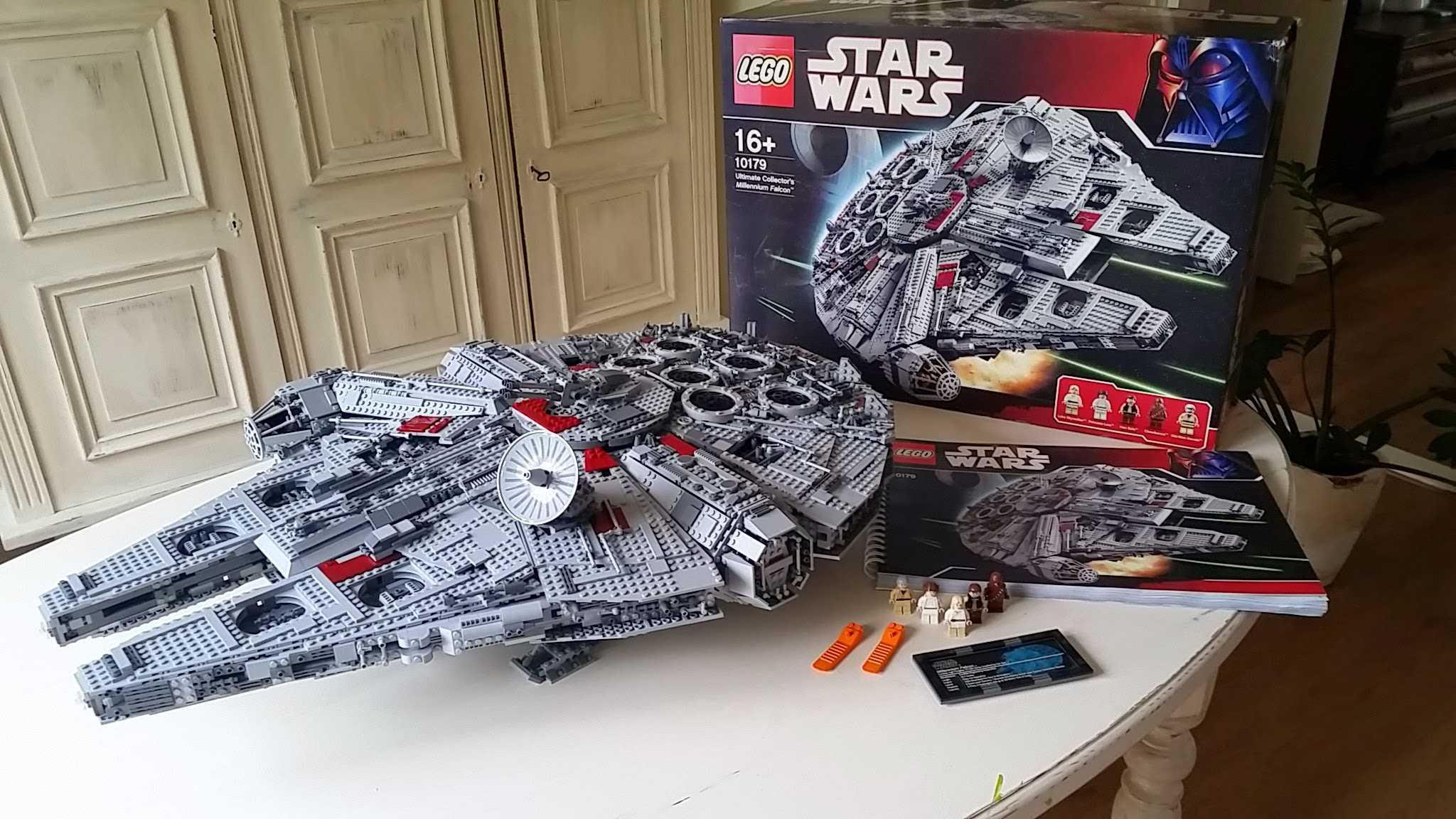 Lego 10179 For Sale 28 Images Lego Millennium Falcon 10179 Lego