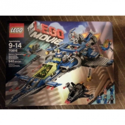 Lego Movie 70816 Benny's Spaceship Spaceship Spaceship!