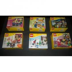 40120 40121 40122 40123 40124 40125 Complete 2015 Season Set Collection