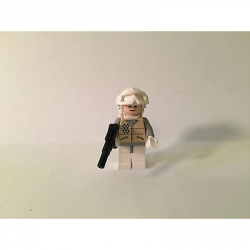 Genuine LEGO Star Wars Minifigure - Hoth Rebel 4 -Split from set 7749 - SW252