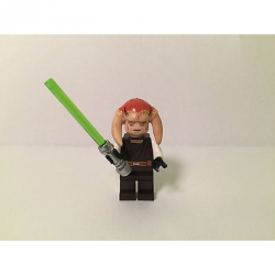 Genuine LEGO Star Wars Minifigure- Saesee Tiin - split from set 9498,7931 -SW308