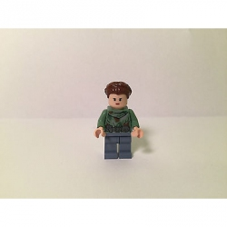 LEGO Star Wars Minifig - Princess Leia (Endor Outfit) -split from set 8038 SW235