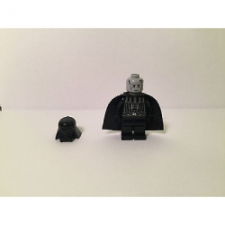 Original LEGO Star Wars Minifigure - Darth Vader - Death Star torso