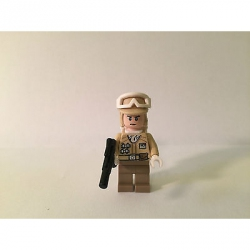 Genuine LEGO Star Wars Minifig - Hoth Rebel Trooper -Split from set 8083 - SW259
