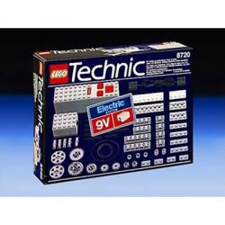 Lego Technic 8720 Motor 9V NEW SEALED !!!