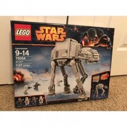 AT-AT 75054 Star Wars Sealed NIB Retired