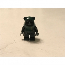 Tokkat Ewok Minifigure 7956 sw339