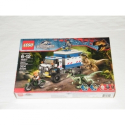 LEGO Raptor Rampage 75917 New and Sealed / Box VGC
