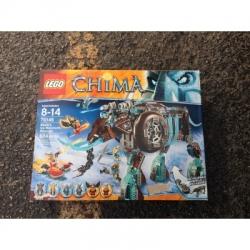 NISB Lego Legends Of Chima Maula's Ice Mammoth Stomper 70145