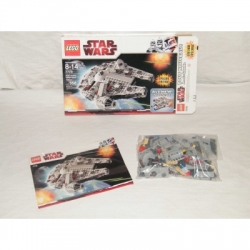 LEGO Star Wars Midi-Scale Millennium Falcon 7778 100% Complete w/Box & Minifigs