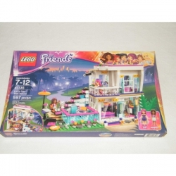 LEGO Friends Livi's Pop Star House 41135 New and Sealed / Box VGC