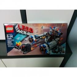 The LEGO Movie Castle Cavalry (70806)