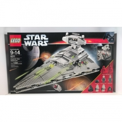 LEGO Star Wars 6211 Star Destroyer (Retired) New In Factory Sealed Box