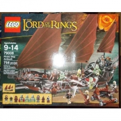 Lego Lord of the Rings 79008 Pirate Ship Ambush
