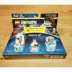 71203 Portal 2 Lego Dimensions Level Pack