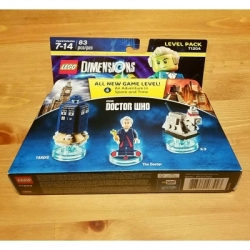 71204 Dr Who Lego Dimensions Level Pack