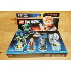 71205 Jurassic World Lego Dimensions Team Pack