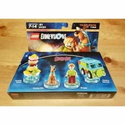 71206 Scooby Doo and Shaggy Lego Dimensions Team Pack