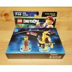 71212 Emmet Lego Movie Lego Dimensions Fun Pack