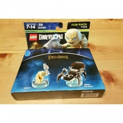 71218 Lord Of The Rings Gollum Lego Dimensions Fun Pack