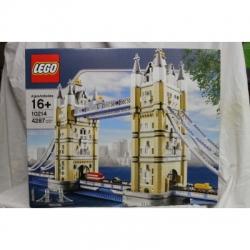 LEGO Creator London Tower Bridge 10214 NISB Free Shipping!!