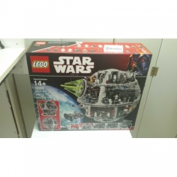 LEGO Star Wars Death Star 10188 NISB Free Shipping!!