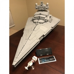 10030 - UCS Imperial Star Destroyer - USED - 99.9% Complete