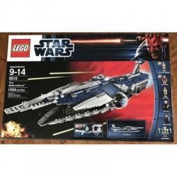 Lego Star Wars Malevolence 9515 Sealed! Nice Box!
