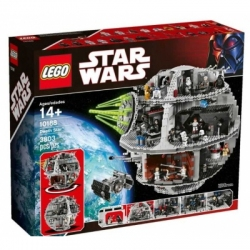 Star Wars Death Star 10188, sealed in box original shipping boxes