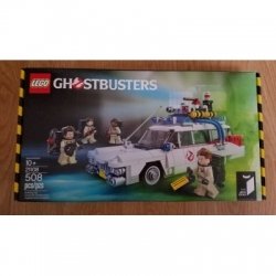 New GhostBusters Ecto-1 Set #21108