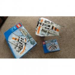 LEGO Rebel Snowspeeder 10129