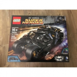 Lego 76023 Batman Tumbler New Sealed Retired Super Heros DC Comics