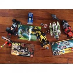 World racers -3 sets