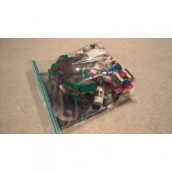 4502 X-wing Fighter (Dagobah) - No Box
