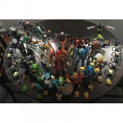 Bionicle 2015 Lot