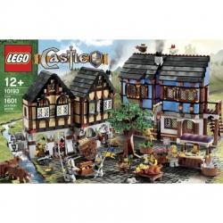 Medieval Market Village 10193