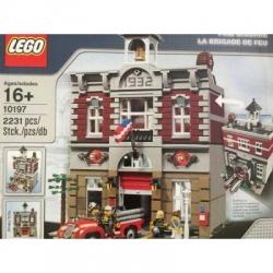 Fire Brigade. 10197. Factory Sealed